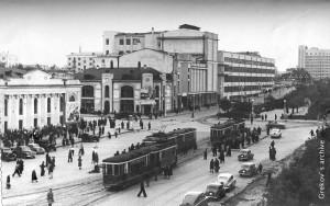 Проспект Ленина в 1930-е