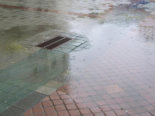 Дождеприемный колодец