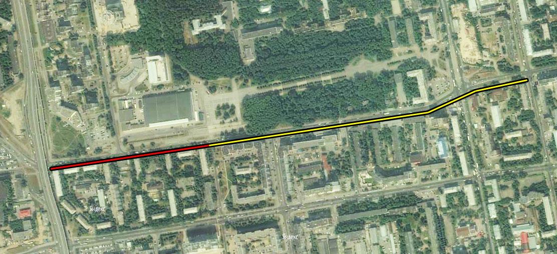Южная сторона Большакова