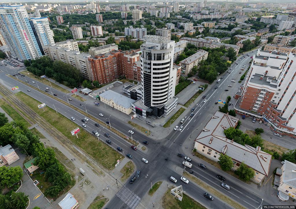Московская-Куйбышева