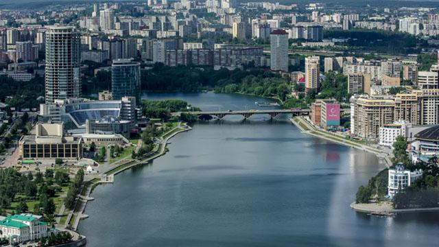 Акватория Городского пруда