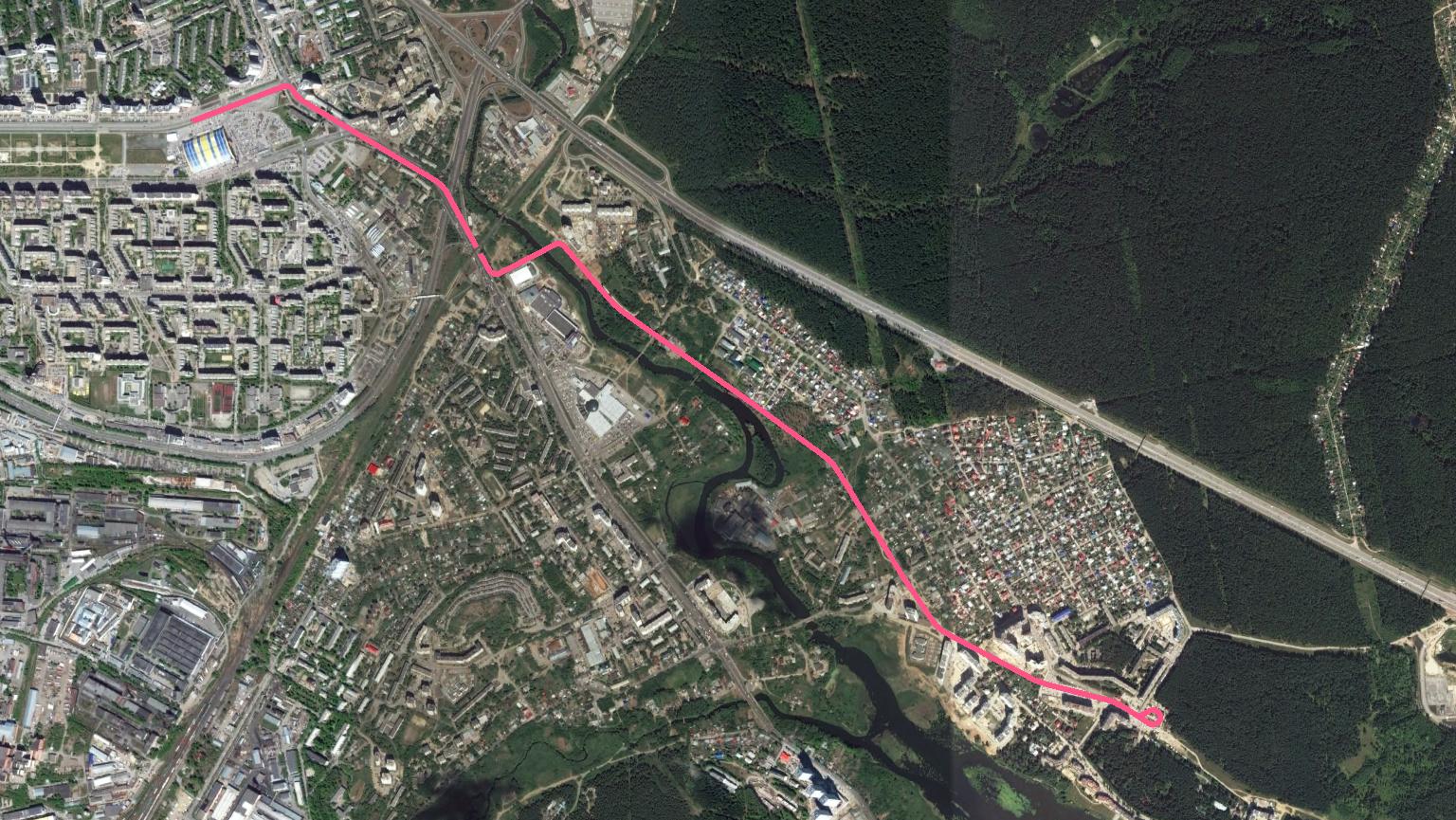Перспектива продления трамвайной линии до Соснового Бора