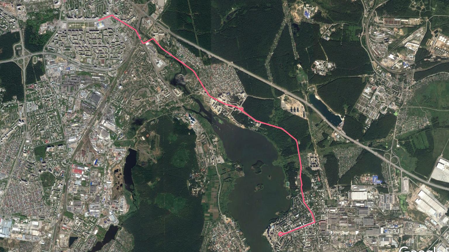 Перспектива продления трамвайной линии до Химмаша