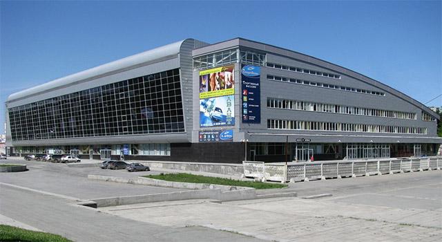 Дворец Спорта в 2000-е. Фото: Википедия