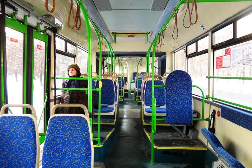 Признак провала работы общественного транспорт?