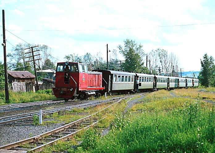 Висимо-Уткинская узкоколейная железная дорога